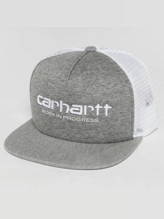 Carhartt WIP Trucker Cap Siena gray