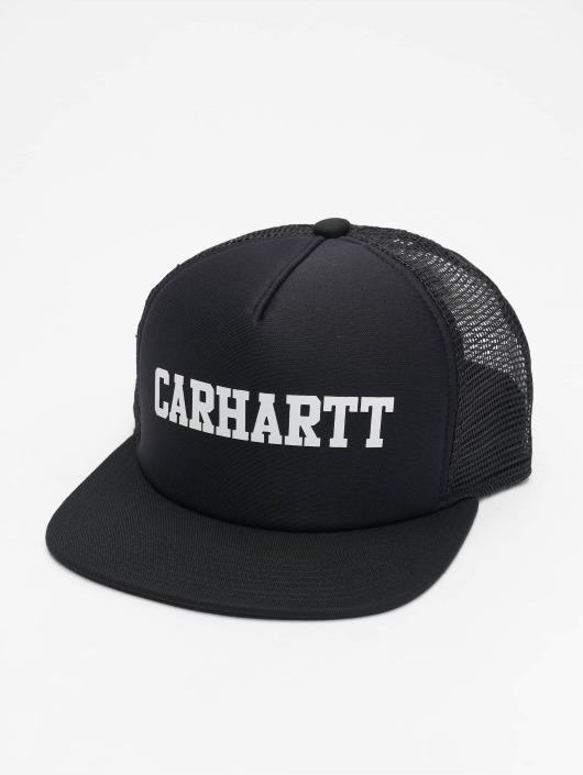 Carhartt WIP Trucker Cap College schwarz