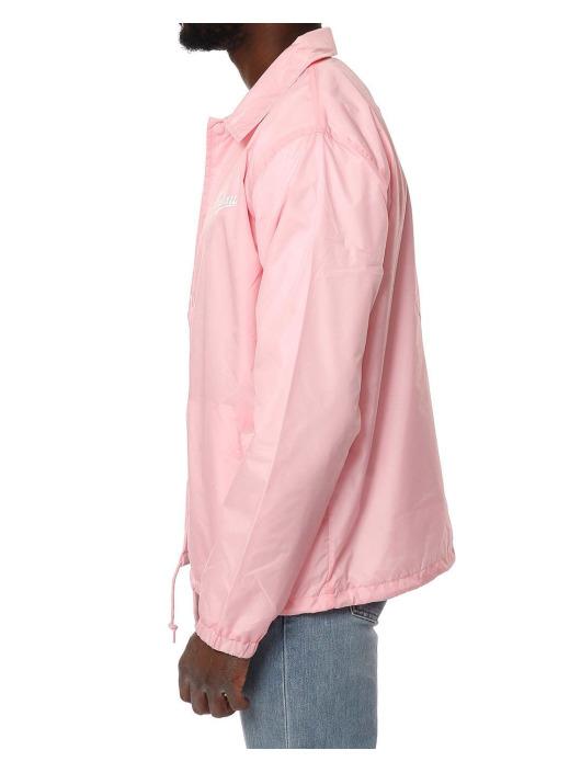 Carhartt WIP Zimné bundy Strike Coach pink