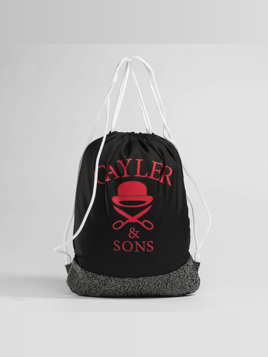 Cayler & Sons Bolsa WL Siggi Sports negro