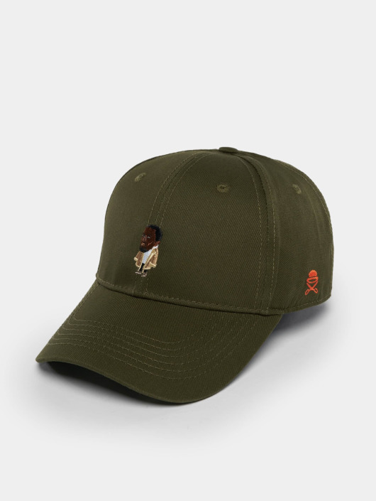 Cayler & Sons Casquette Snapback & Strapback C&s Wl Seezn Curved Cap olive