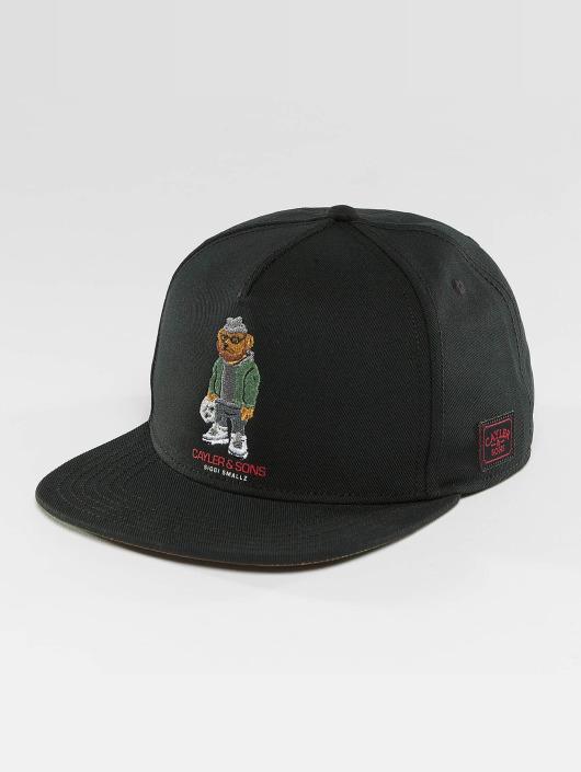 Cayler & Sons Gorra Snapback WL Siggi Sports negro