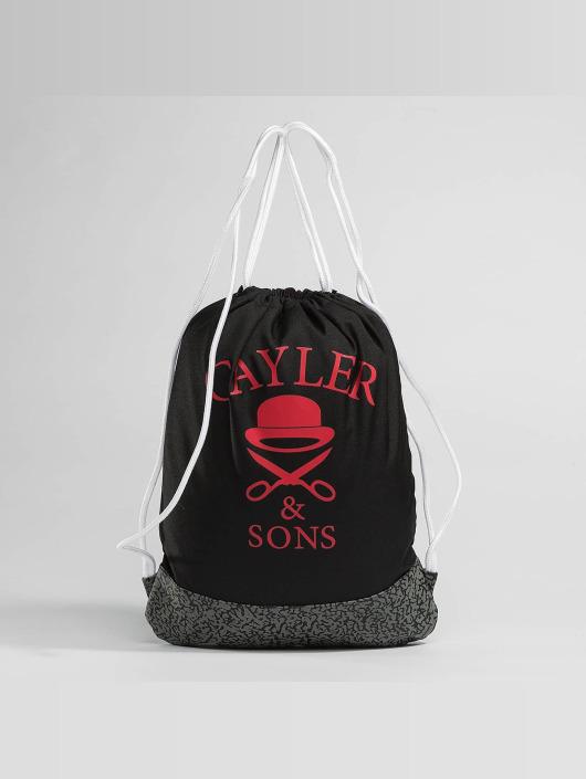 Cayler & Sons Shopper WL Siggi Sports zwart