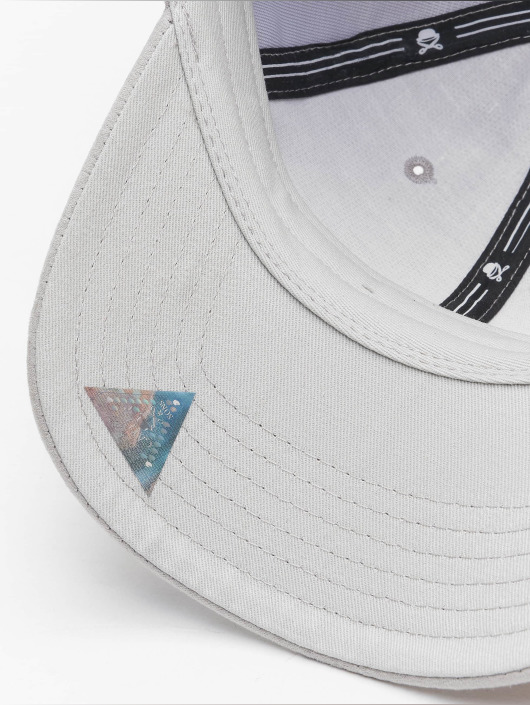 Cayler & Sons Snapback Cap Family First gray