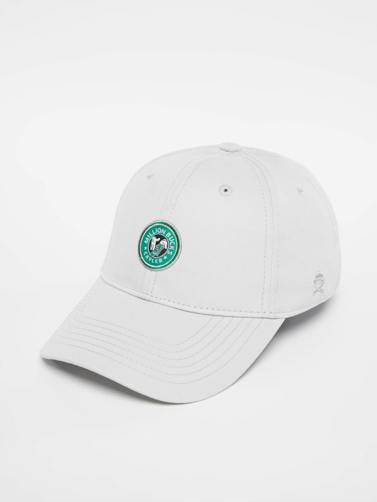 Cayler & Sons Snapback Cap C&s Wl Million Bucks Curved gray