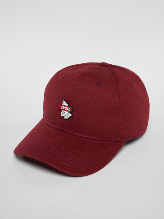 Cayler & Sons Snapback Cap C&s Wl Trust Curved red