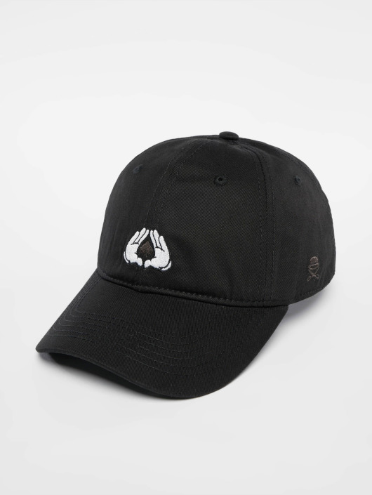 Cayler & Sons Snapback Cap C&s Wl All In Curved schwarz