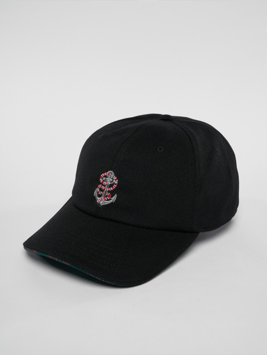 Cayler & Sons Snapback Caps C&s Wl Anchored czarny