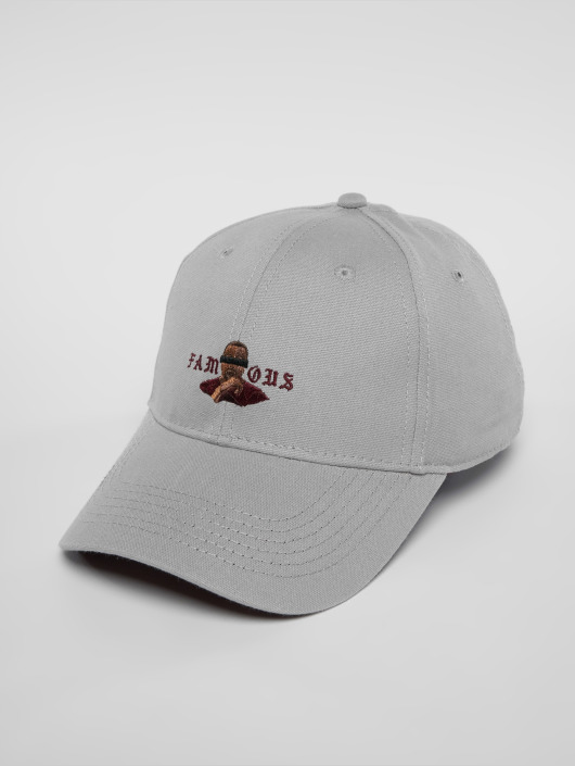 Cayler & Sons Snapback Caps C&s Wl Drop Out Curved harmaa