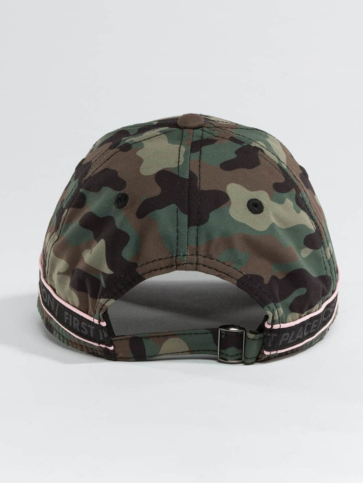Cayler & Sons Snapback Caps CSBL First Division Curved kamuflasje