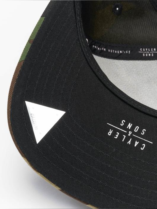 Cayler & Sons Snapback Caps PA Icon kamuflasje