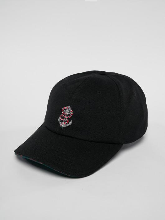 Cayler & Sons Snapback Caps C&s Wl Anchored musta
