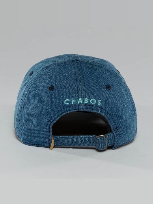 CHABOS IIVII Casquette Snapback & Strapback Pyramid bleu