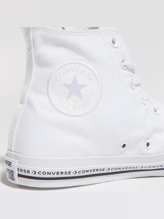 Converse Baskets Chuck Taylor All Star Hi blanc