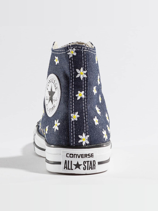 Converse Baskets CTAS High bleu