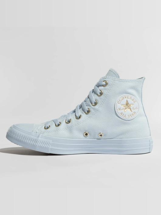 Converse Baskets Chuck Taylor All Star Hi bleu