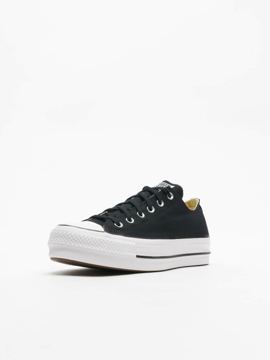 Converse Baskets Chuck Taylor All Star Lift OX noir