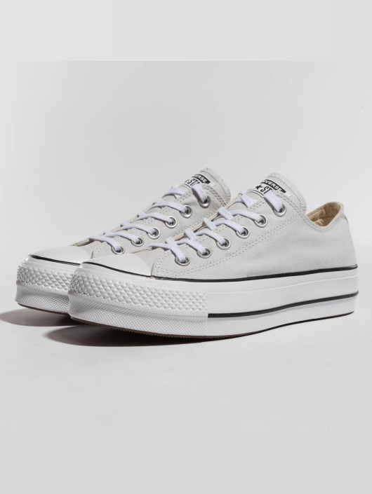 sneaker converse damen grau