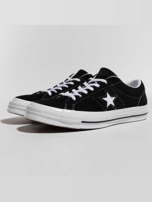 Converse Sneaker One Star Ox schwarz