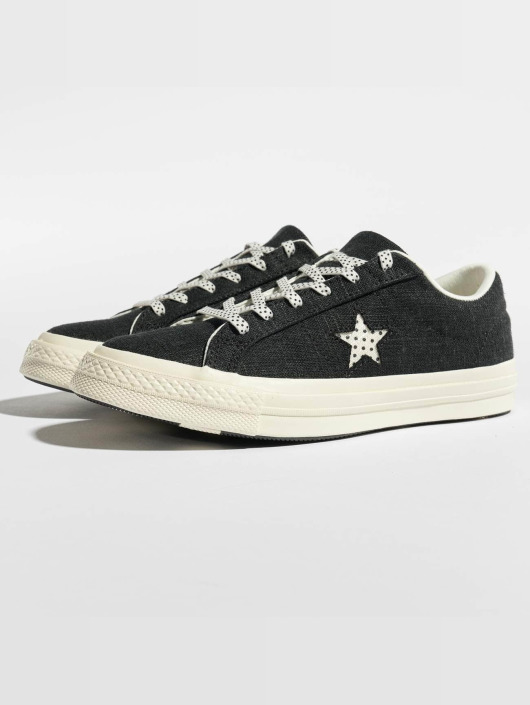 one star converse damen