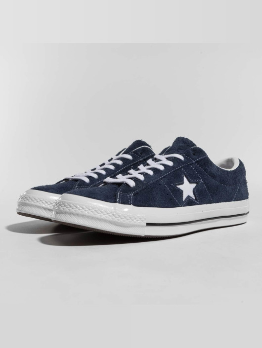 ffd7e684e25 ... coupon for one sko blå 441849 ox i sneakers star converse bgwess 53298  69658