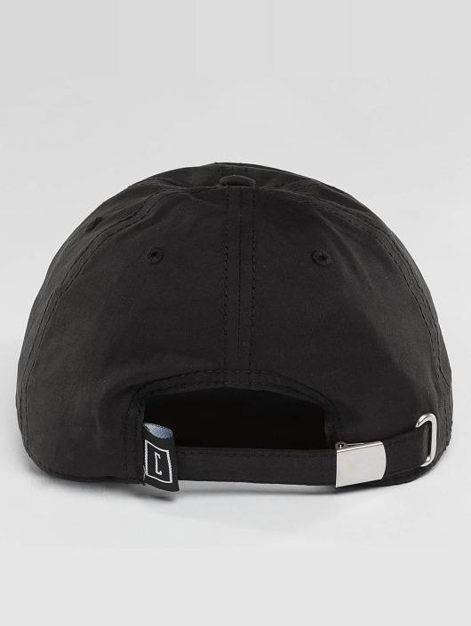 Cyprime Snapback Caps Reading Soft svart