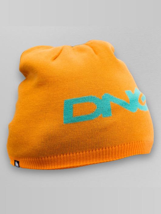 Dangerous DNGRS Beanie Logo oranje