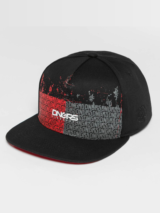 Dangerous DNGRS Flexfitted Cap CTwoblock black
