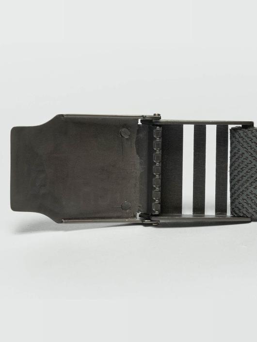 Dangerous DNGRS Gürtel Ribbon grau