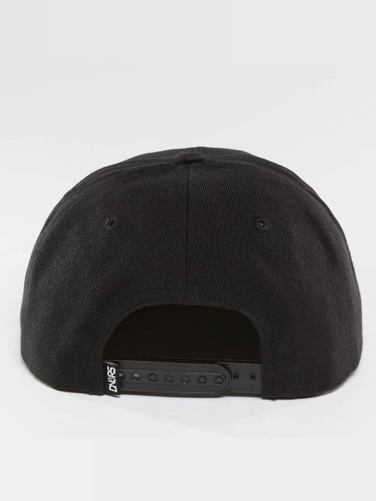 Dangerous DNGRS Snapback Cap Crimes black