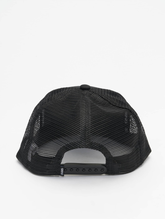 Dangerous DNGRS Snapback Cap Tackle black