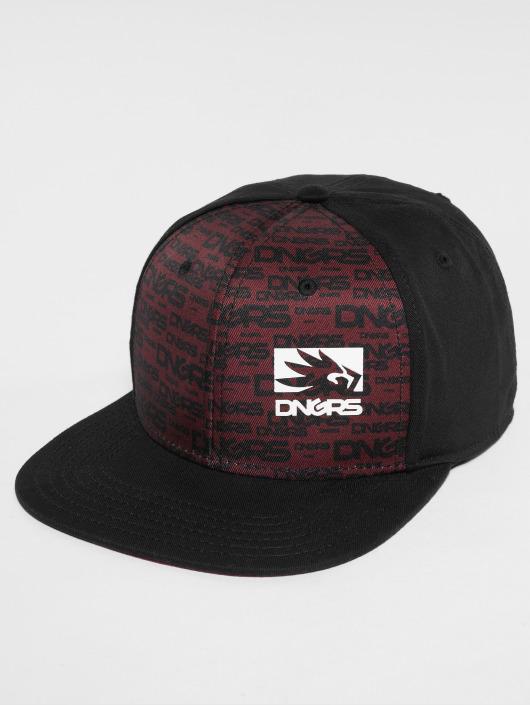 Dangerous DNGRS Snapback Cap Flush rot