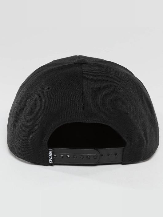 Dangerous DNGRS Snapback Caps Skinny czarny