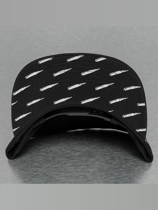 Dangerous DNGRS Snapback Caps Hard Core czarny