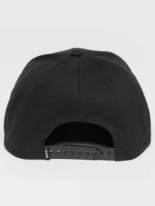 Dangerous DNGRS Snapback Caps Twoblock czarny