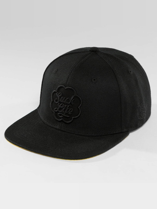 Dangerous DNGRS Snapback Caps SuckLife czarny