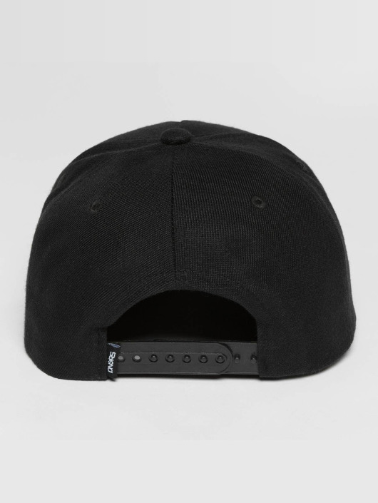 Dangerous DNGRS Snapback Caps Broker czarny