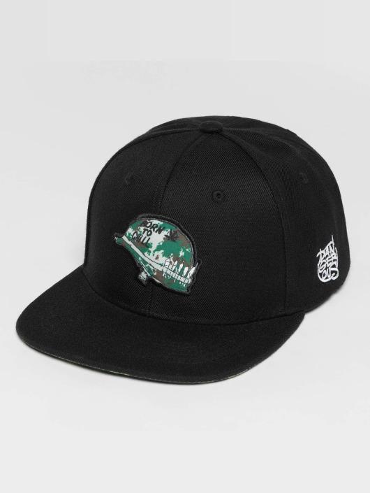Dangerous DNGRS Snapback Caps Born2Chill czarny