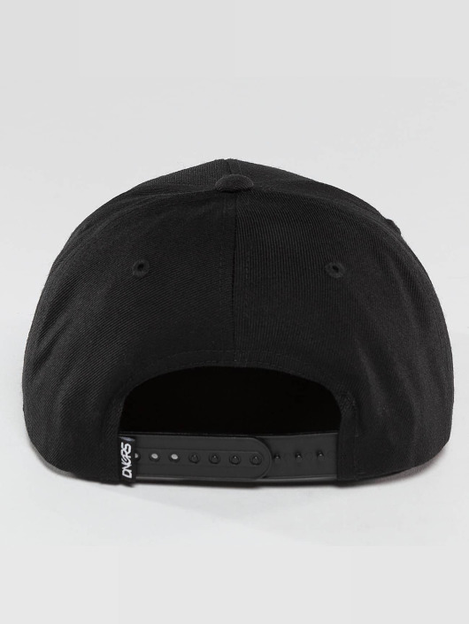 Dangerous DNGRS Snapback Caps Beautiful svart