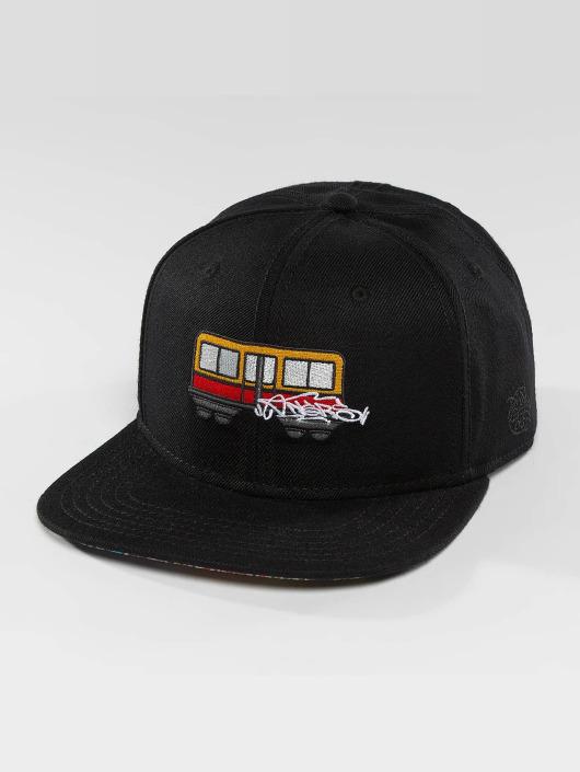 Dangerous DNGRS Snapback Caps Trainz svart