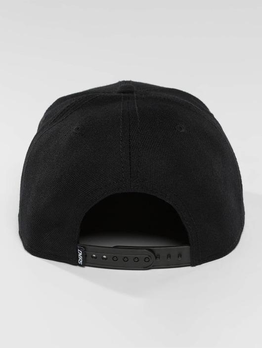 Dangerous DNGRS Snapback Caps Original ID svart