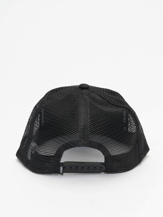 Dangerous DNGRS Snapback Caps Tackle svart