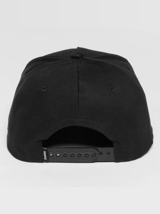 Dangerous DNGRS Snapback Caps CTwoblock svart