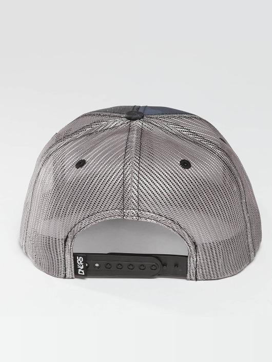Dangerous DNGRS Trucker Cap Meanie camouflage