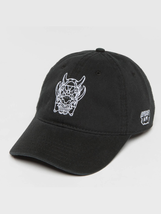 Dangerous I AM Fitted Cap Hannya zwart