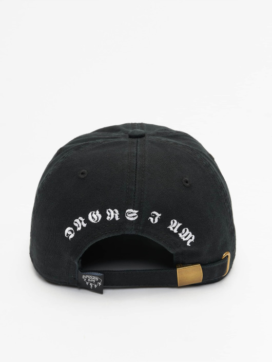 Dangerous I AM Fitted Cap Mizuchi zwart