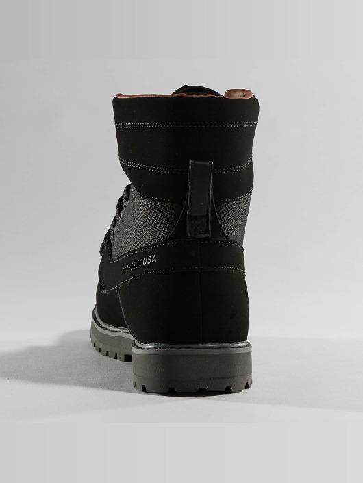 a0c073d4530fd DC   Uncas noir Homme Chaussures montantes 337715