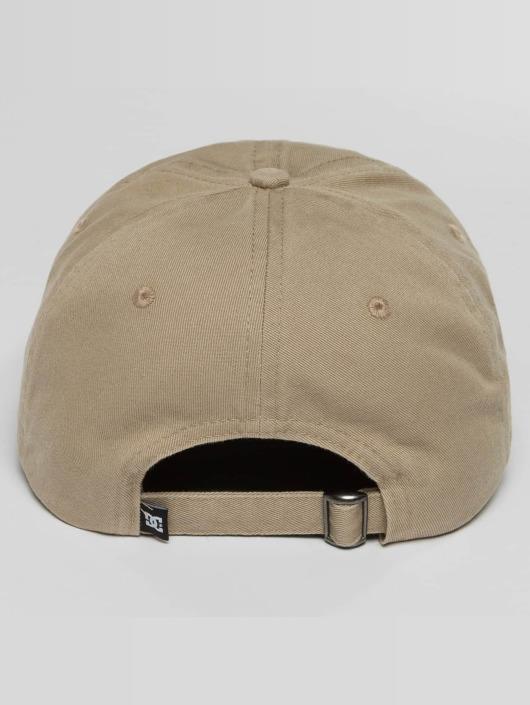 DC Snapback Cap Fred khaki