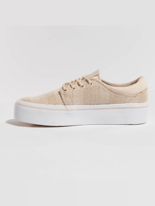 DC Sneaker Trase Platform TX SE beige