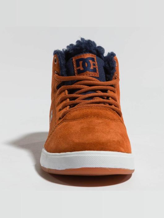 DC Sneaker Crisis High Wnt braun